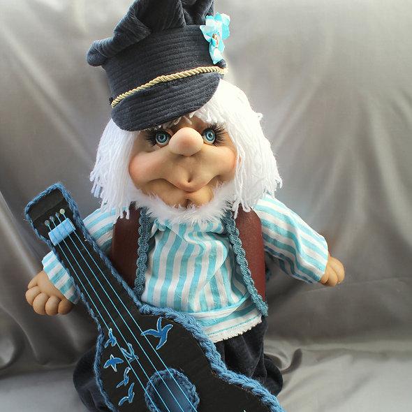 Samson - The Guitarist