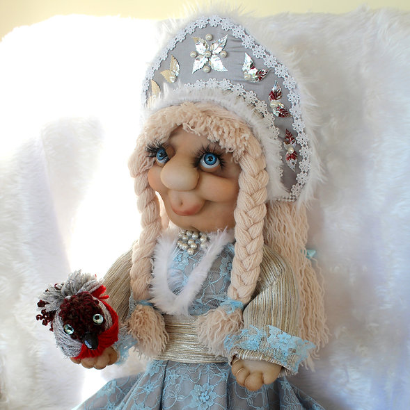 Snegurochka, The Russian Snow Maiden