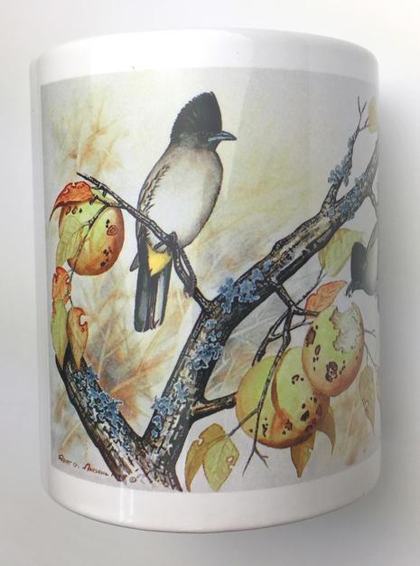 Original Watercolour Painting Printed on a Mug