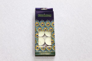 Pack of 10 Tealight Candles (Comes with candle holder)
