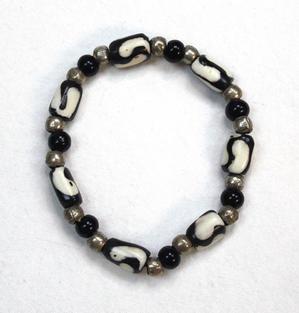 Mara Batik Chunky Bracelet - Made in Kenya