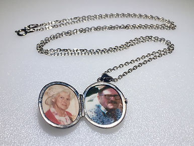 Locket pictures by Studio 55, Canvey Island, Essex, with free local collection and delivery