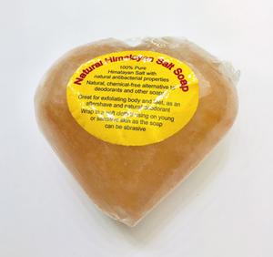 Natural Himalayan Salt Soap (Heart)