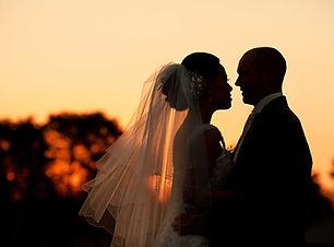 Wedding Sunset Eling Forest