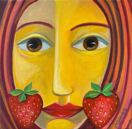 Dream Gaze Strawberry