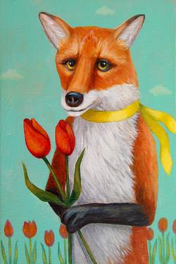 Fox Tulip