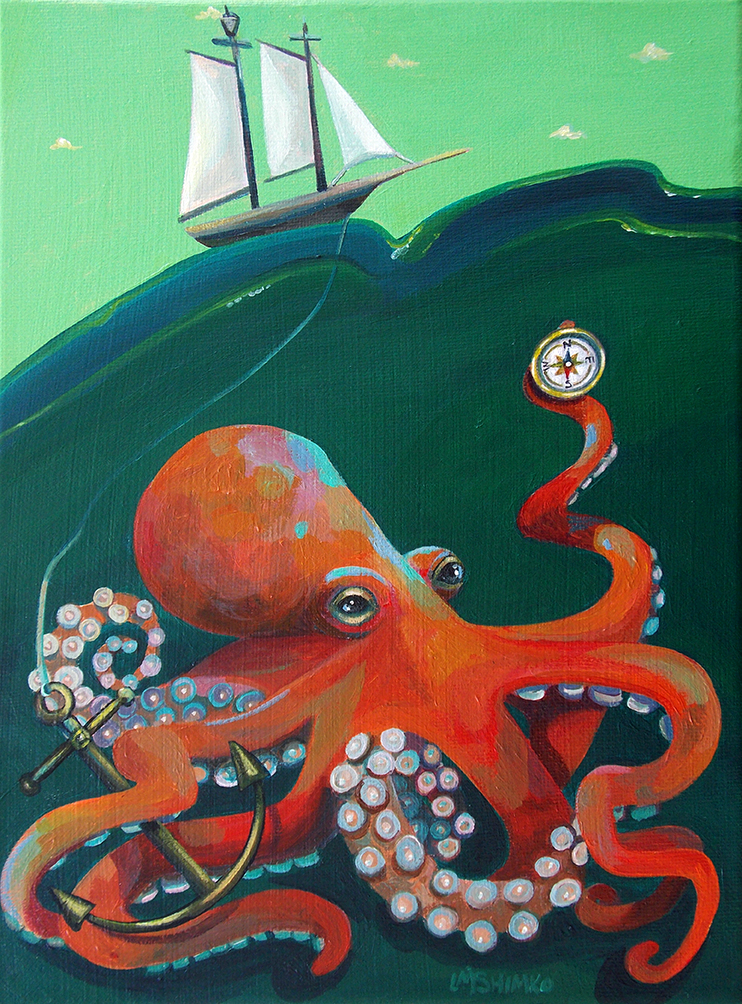 Octopus Anchor