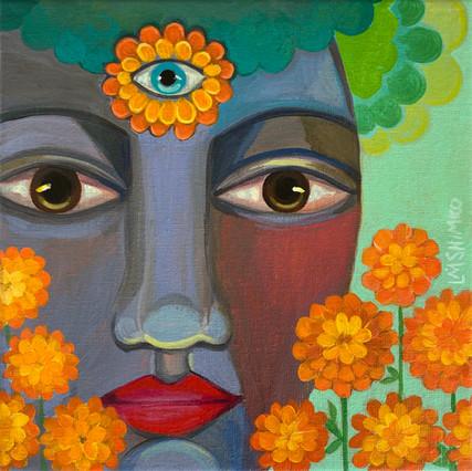 Dream Gaze Marigold Third Eye