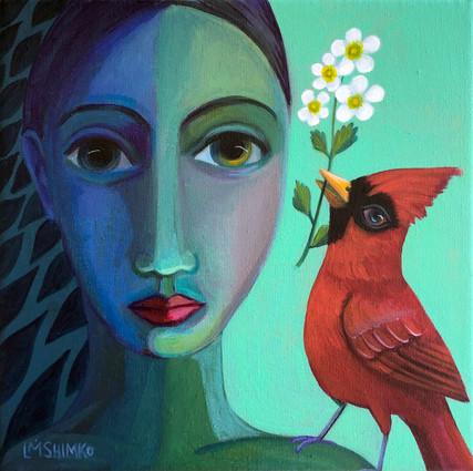 Dream Gaze Cardinal