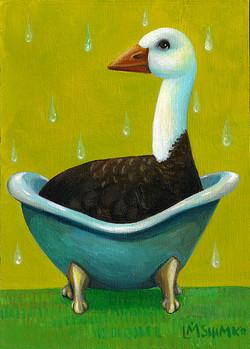 Snow Goose Tub