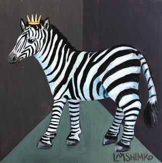 Royal Zebra