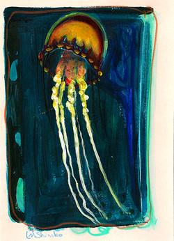 Jellyfish Sketch I