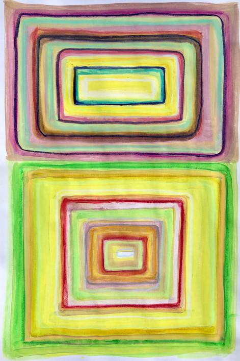 Block Portal Sketch IV