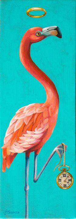 Flamingo Halo