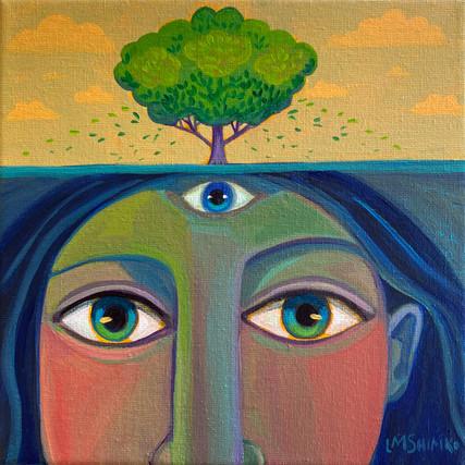 Dream Gaze Third Eye Tree