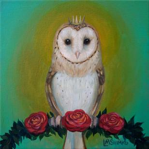 Rose Owl II