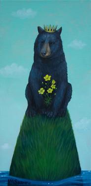 Black Bear Buttercups