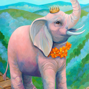 Pink Elephant Bridge