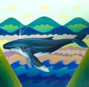 Humpback Whale Mountains