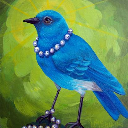 Bluebird Pearls