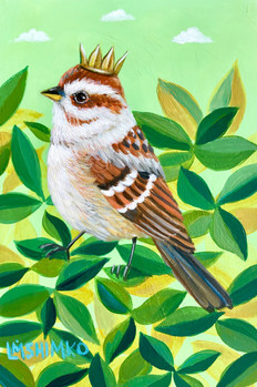 Tree Sparrow King