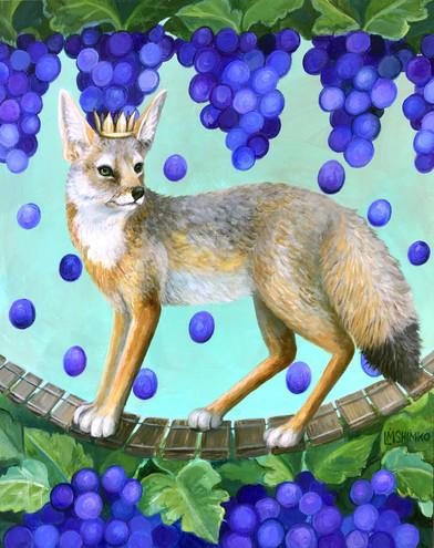 Kit Fox Vineyard