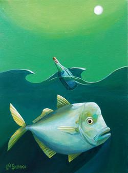 Atlantic Moonfish Message