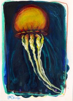 Jellyfish Sketch II