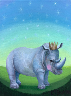 Rhino Dream I