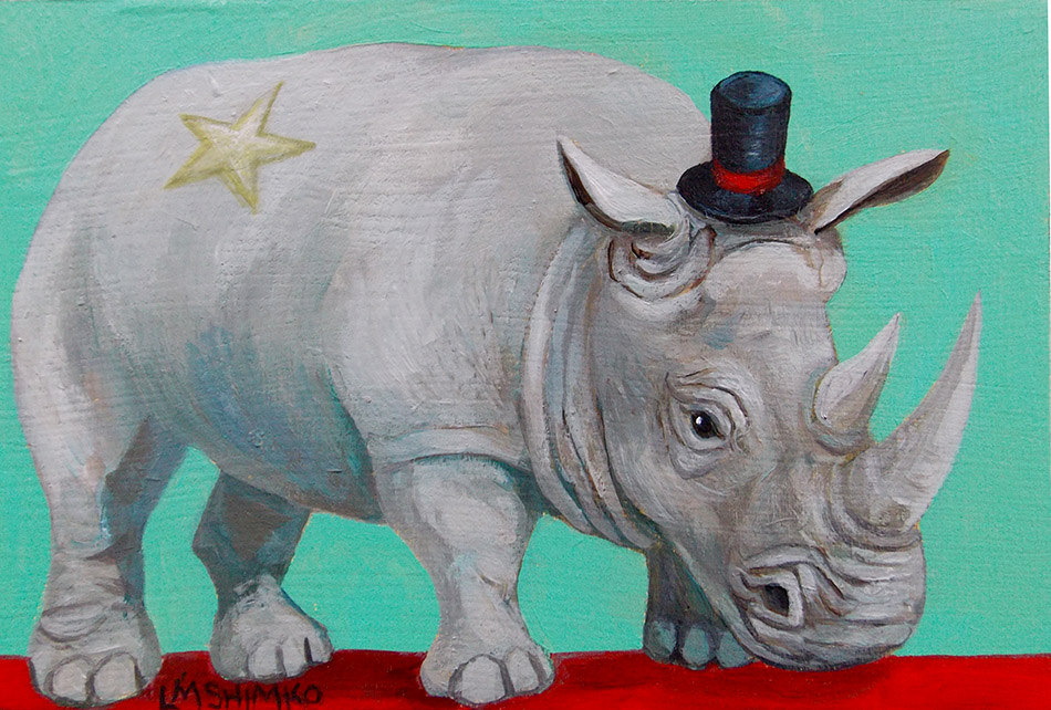 Red Carpet Rhino
