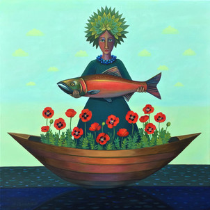 Ballast (poppy, salmon)