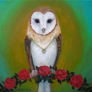 Rose Owl
