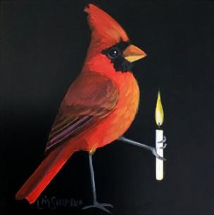 Candle Cardinal IV