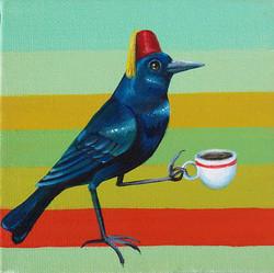 Coffee Crow
