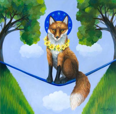 Fox Bridge Ponder