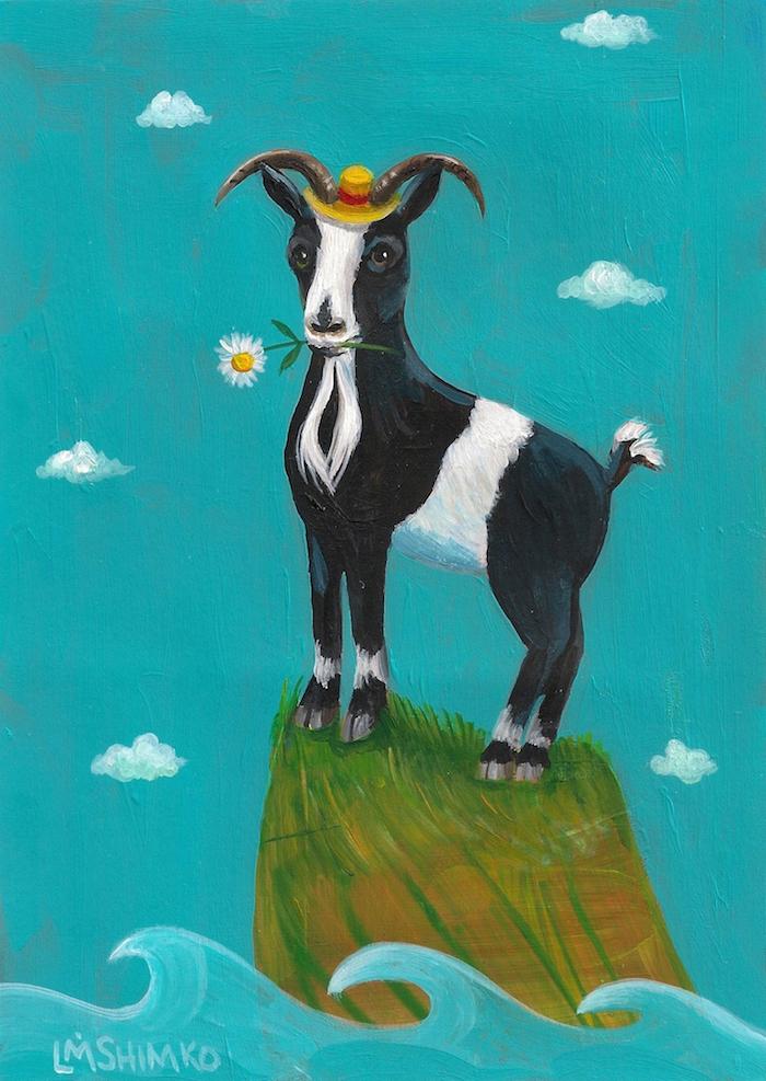 Daisy Goat