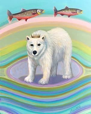 Polar Bear Dream II
