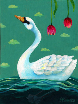 White Swan Spring