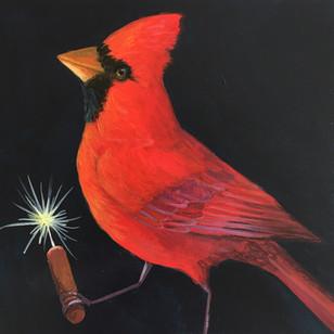 Cardinal Flare