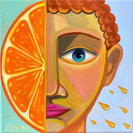 Dream Gaze Orange
