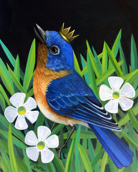 Blue Bird Oleander