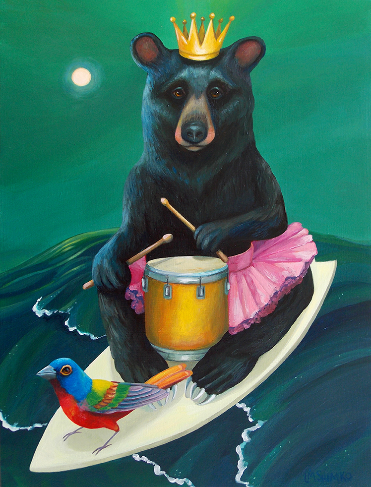 Royal Bear Surf
