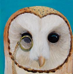 Owl Monocle