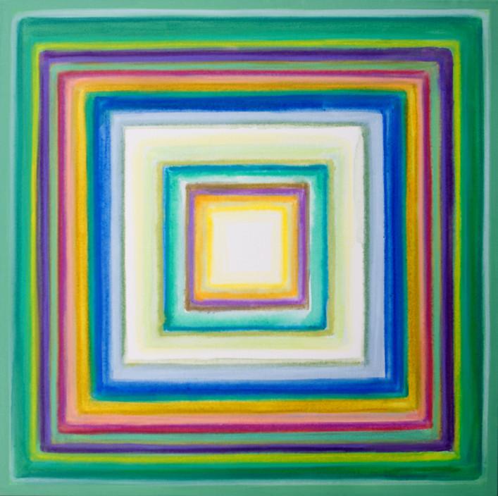 Mind Bridge Color Portal I