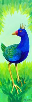 Purple Gallinule King