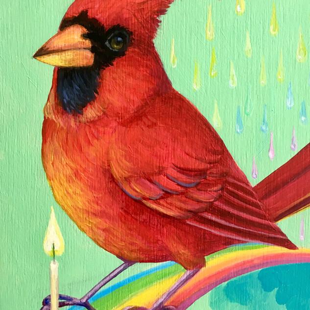 Cardinal Rainbow