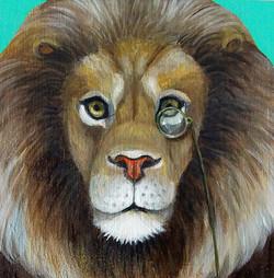 Lion Monocle