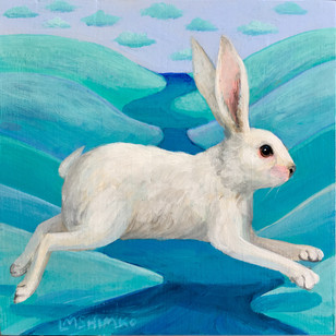 White Rabbit Crossing