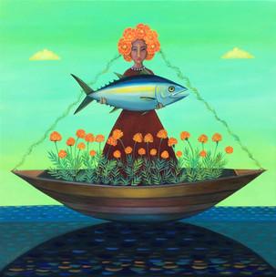 Ballast (marigold,tuna)
