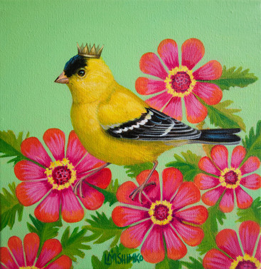 Royal Goldfinch